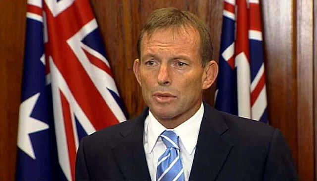 Tony Abbott's negativism could work against him PHOTO: INDEPENDENT AUSTRALIA