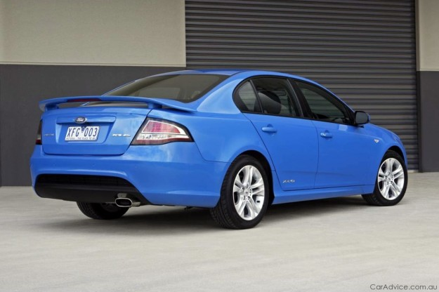 Ford has announced that it would end all its local Australian production by 2016. Source: Caradvice